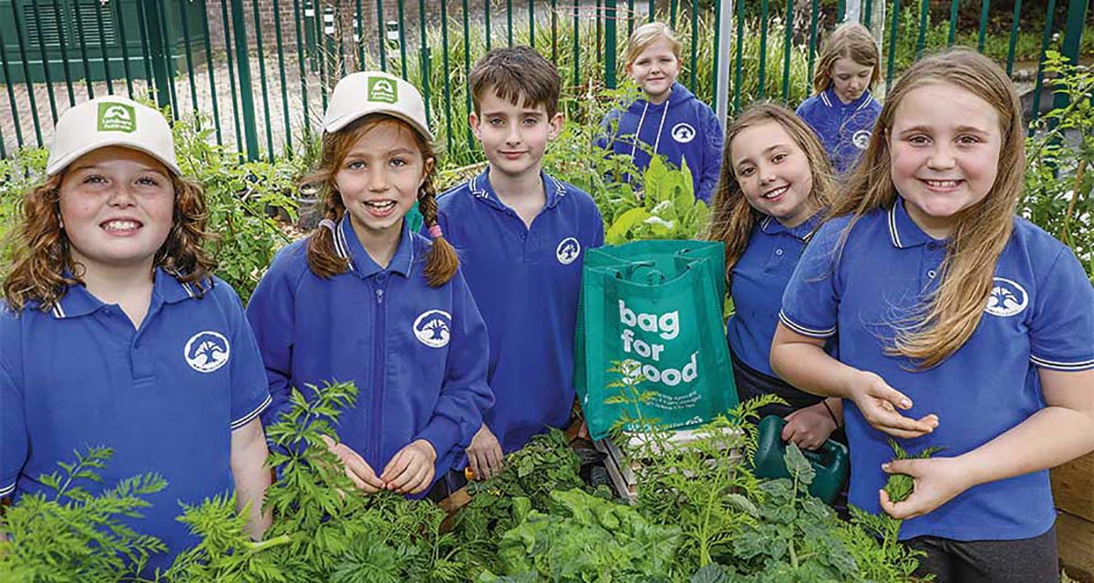 Woolworths Junior Landcare Grants